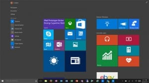 Microsoft Ships Windows 10 Technical Preview 2 Build 10074