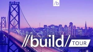 Microsoft is Taking Build on the Road