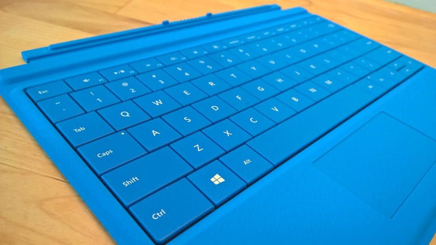 Surface 3: New Type Cover is Ready for Windows 10