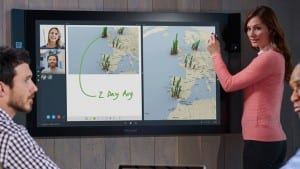 Hands-On with Surface Hub