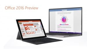Microsoft Updates Office 2016 Preview for Windows