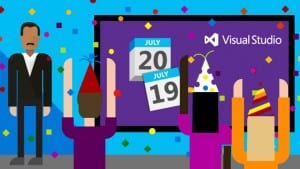 Visual Studio 2015 to RTM in Time for Windows 10
