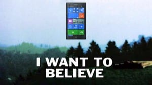 What Satya (Really) Said About Windows Phone