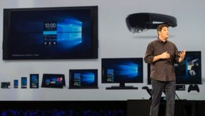 On Eve of RTM, Terry Myerson Speaks About Windows 10, Windows Phones and More
