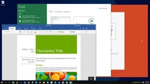 Office Mobile Apps for Windows 10 Are Now Generally Available