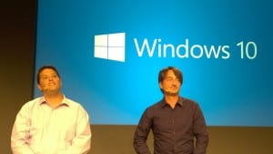 Windows 10 Road to Gold, Part One: On the Threshold