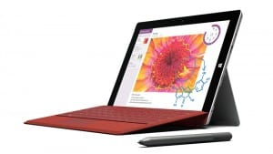 Surface 3 4G LTE is Now Available in the United States
