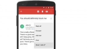 Google Adding Block and Unsubscribe to Gmail