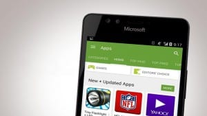 Only Android Can Save Windows Phone