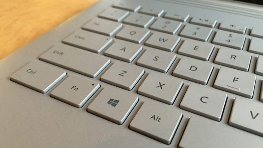 Surface Book Tip: Master the Keyboard - Thurrott com