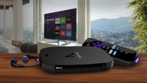Roku 4 Preview: 4K Video Streaming for $130