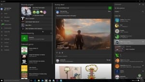 Xbox App for Windows 10 Gets a Social Update