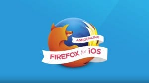 Mozilla Firefox Finally Comes to iOS