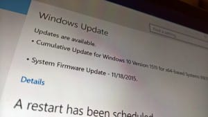 Firmware Updates for Surface Book and Surface Pro 4 Address Reliability Issues