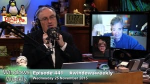 Windows Weekly 441: Quit Blaming Dog Meat