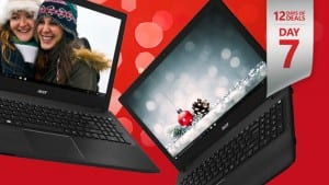 12 Days of Deals, Day 7: Acer Aspire F5 for $349 ($250 Off)