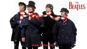 The Beatles Arrive on Microsoft Groove December 24th