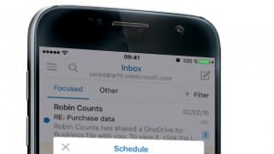 Microsoft Offers Distraught Dropbox Mailbox Users an Outlook Mobile Lifeline