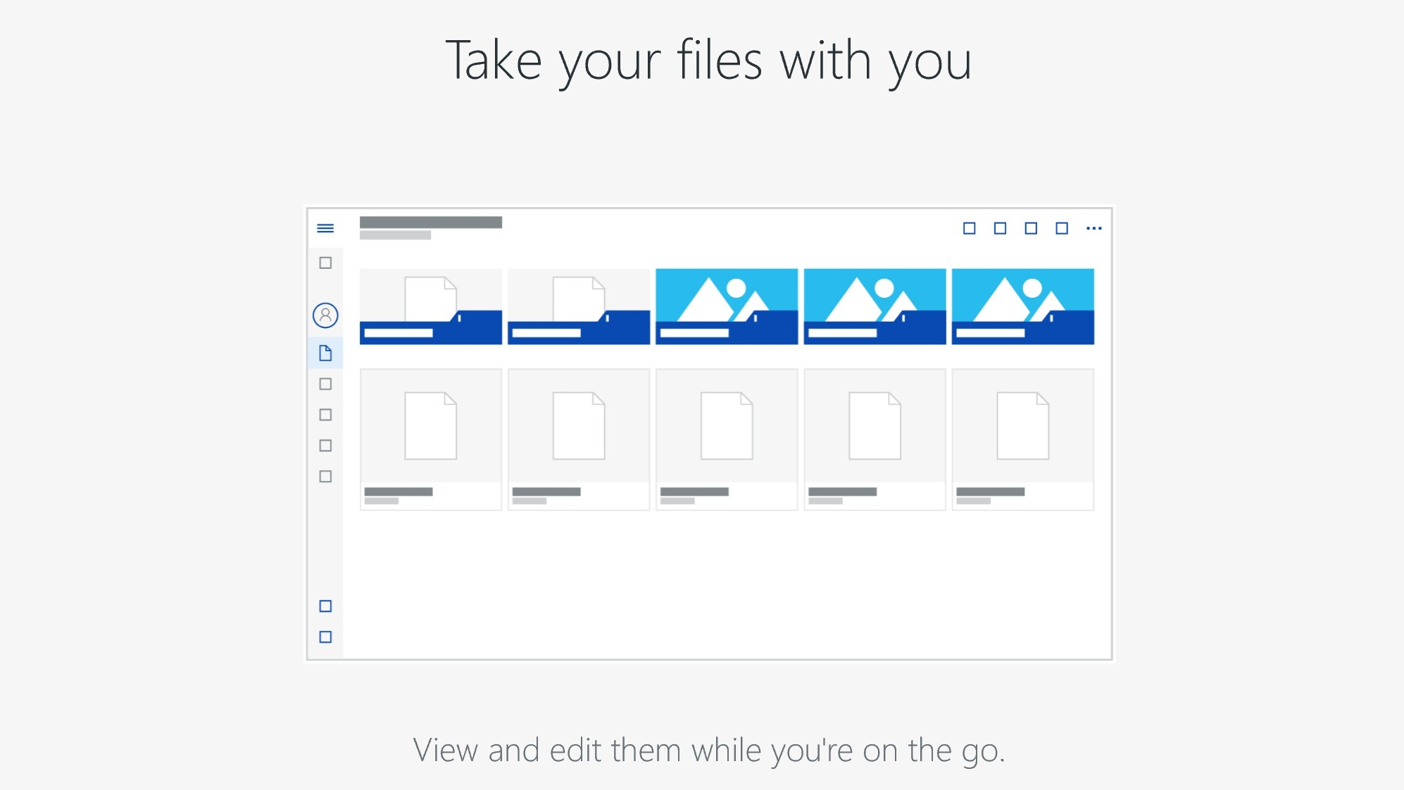 OneDrive Universal App Is Coming This Quarter