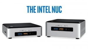 BYOPC: Starting Small with Intel NUC