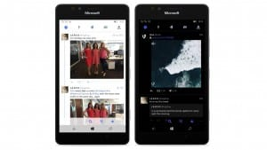 Twitter Comes to Windows 10 Mobile