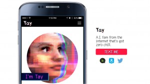 Microsoft Launches Tay.ai Chat Bot in the U.S.