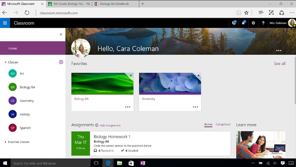 Office 365 Education is Being Updated with Microsoft Classroom, Other New Features