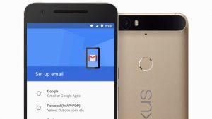 Gmail for Android Now Supports Exchange Accounts