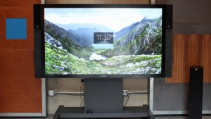 Hands-On with the Shipping Version of Surface Hub