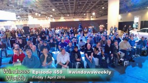 Windows Weekly 459: Live from Build