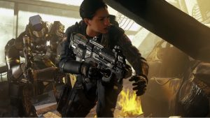 """""""Infinite Warfare"""" Heralds the Past, Present and Future of Call of Duty"""