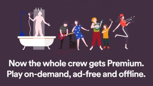 Spotify Gets the Memo, Dramatically Lowers Family Plan Pricing