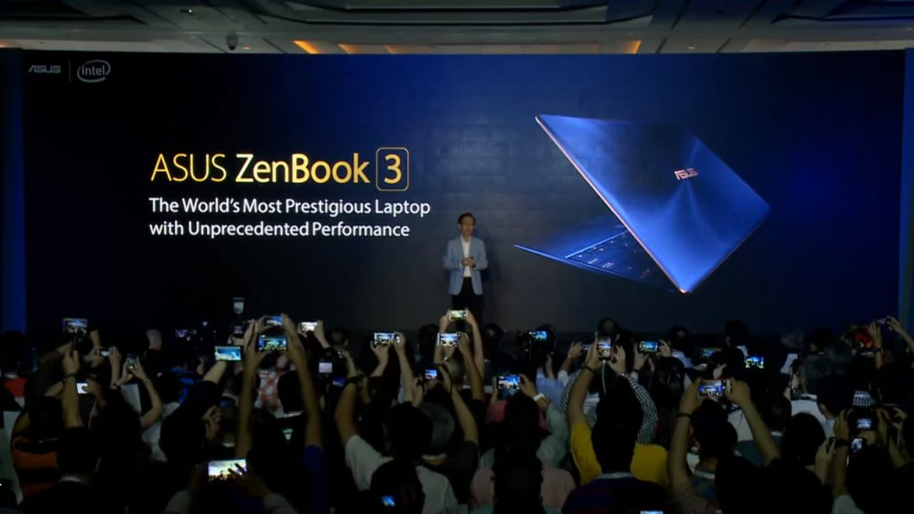 Computex 2016: ASUS One-Ups Apple Again with ZenBook 3