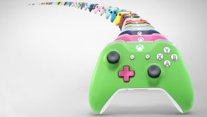 Xbox Design Lab Lets You Customize Your Own Xbox Wireless Controller