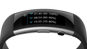 Band 2 Updated to Support Real-Time Heart Rate Zone Notifications