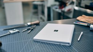 Microsoft Issues Firmware Updates for Surface Book and Surface Pro 4