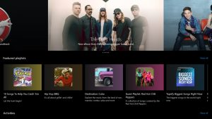 New Music Discovery Features Come to Groove for Windows 10