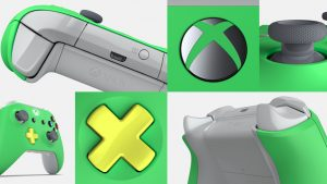 Microsoft Starts Shipping First Batch of Xbox Design Lab Custom Controllers