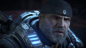 Here Comes Gears of War 4