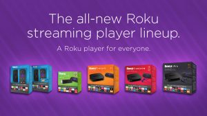 Roku Introduces a New Streaming Player Lineup