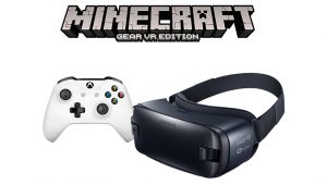 Microsoft to Bring Xbox Wireless Controller to Samsung Gear VR