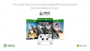 You Can Now Pre-Order the First Xbox Play Anywhere Games