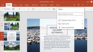 Word, Excel and PowerPoint for Android Updated with Simpler Sharing and Collaboration
