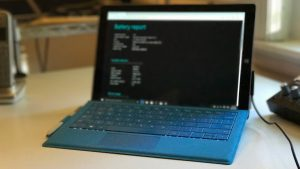 Surface Pro 3 Dogged by New Battery Issues