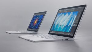 Microsoft Bumps Surface Book with New High-End Versions