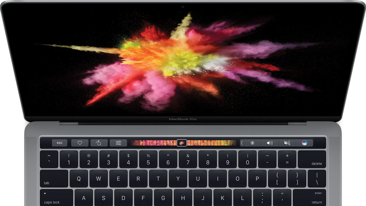 What's Up with Apple's Resistance to Multi-touch Macs?