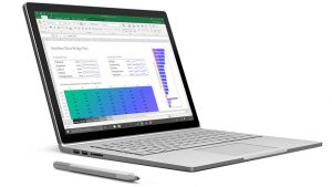 Microsoft Finally Documents October Firmware Updates for Surface Book