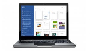 Microsoft to Tailor Office Mobile Apps for Chromebooks