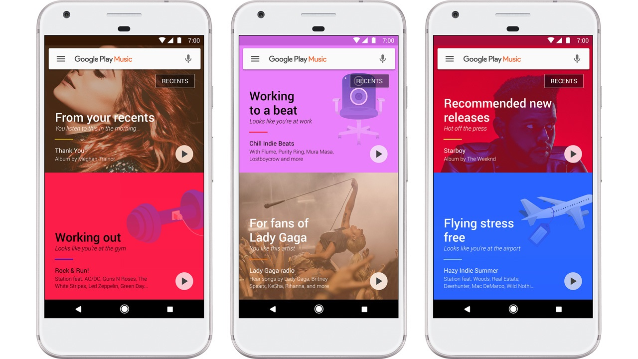 Google Play Music is Getting a Major Refresh