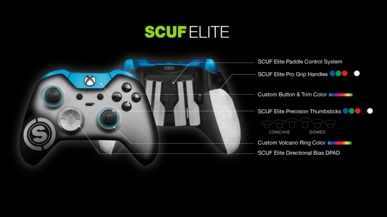 Now You Can Customize an Xbox Elite Wireless Controller Too